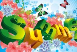 "Летняя программа ""Summer English""!"