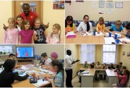 Детские английские группы, набор на новый учебный год!